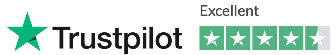 Recensioni su TrustPilot